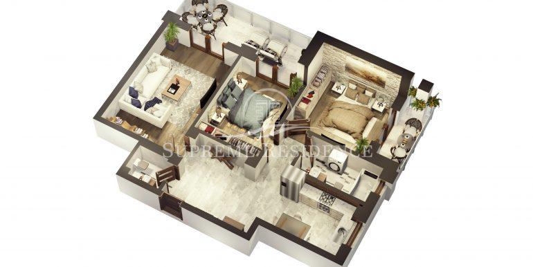 Apartament 3 camere _v3