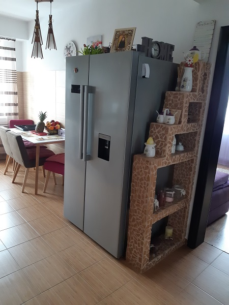 Apartament NOU 2 camere 64 mp – et.3( lift) Terezian