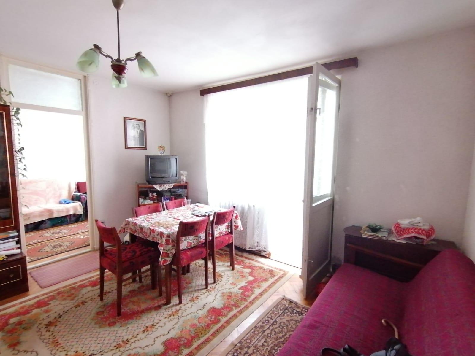 Hipodrom II ( Sc.nr.19) Et.3 – Apartament 3 camere+ balcon