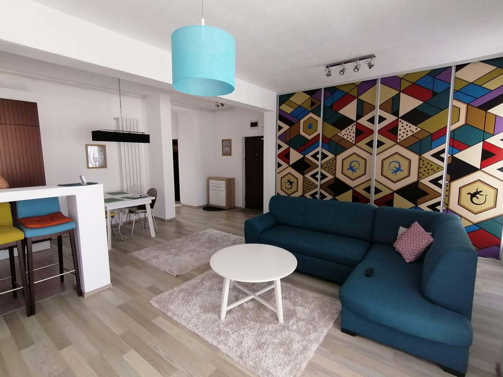 Pictor Brana Et.1 – Apartament MODERN 3 camere 2 bai