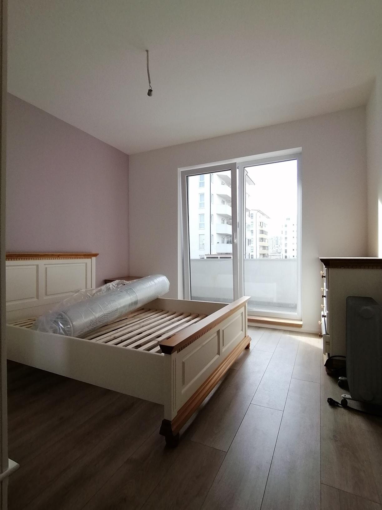 Hipodrom I Etaj 1- Apartament COCHET 2 camere+ terasa