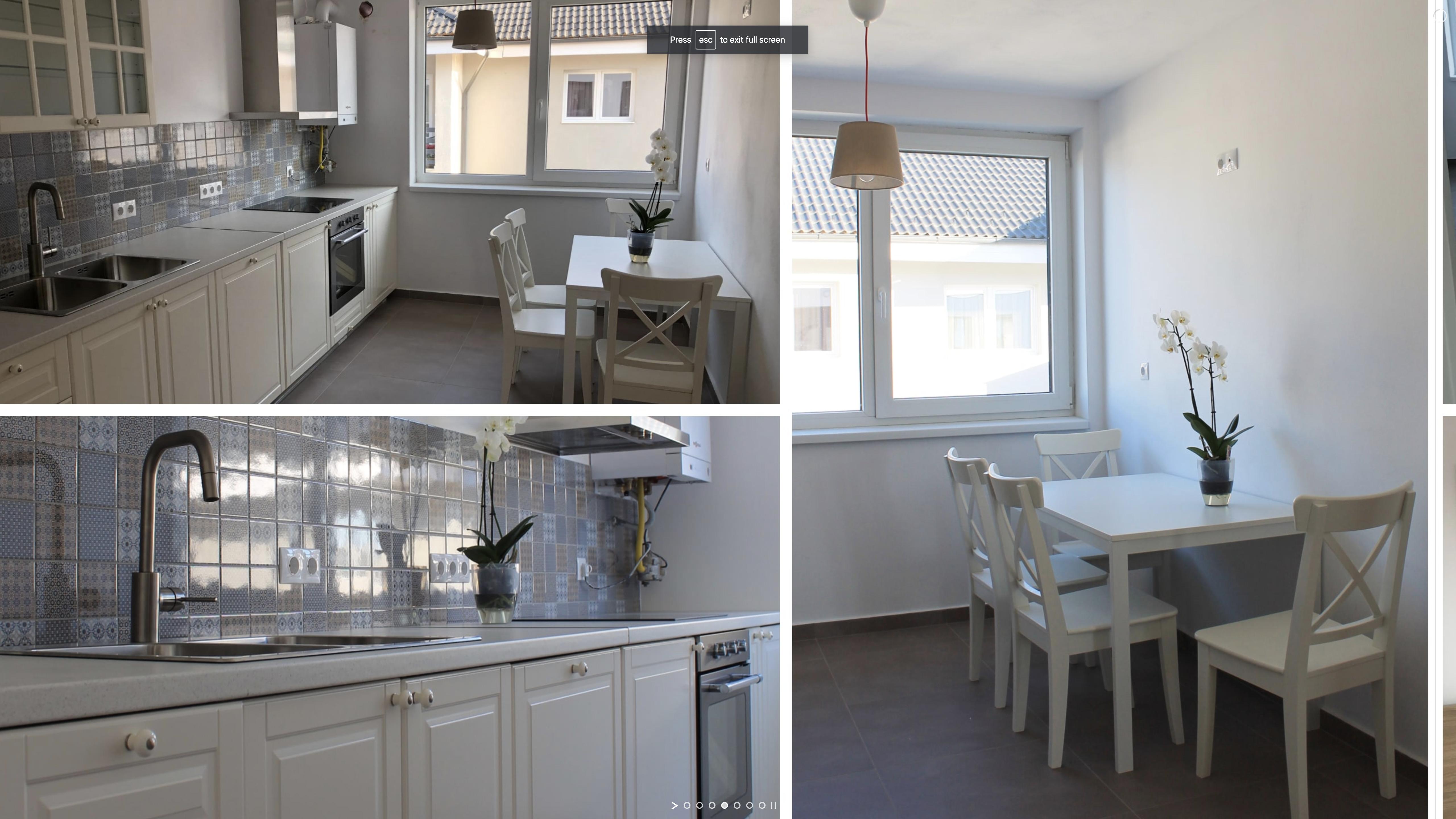 Pictor Brana Et.2 – Apartament SUPERB 4 camere 2 bai 112 mp