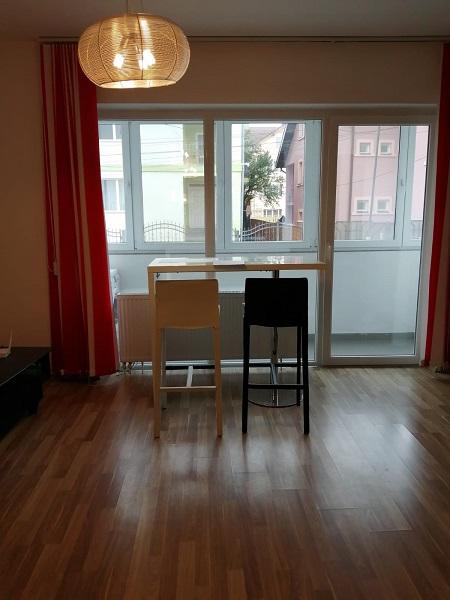 Ap.VILA 2 camere& balcon+ curte Strand